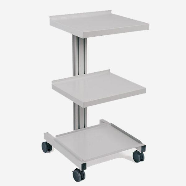 Carrello porta dispositivi per ambulatori medici Art. 1610601